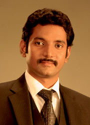Mr. ASHWIN PANDIAN-Trustee