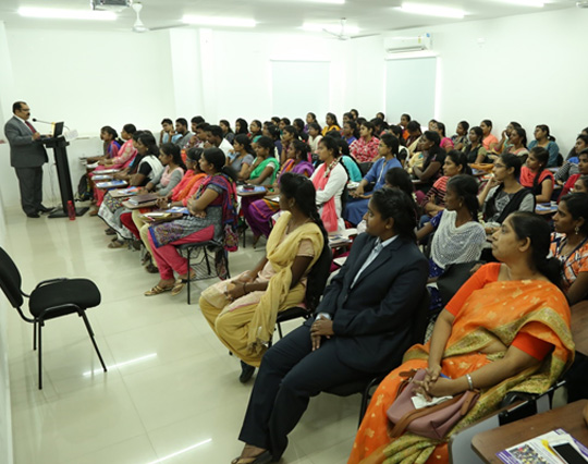 Guest Lectures, Best PGDM Colleges in Chennai - Aimed
