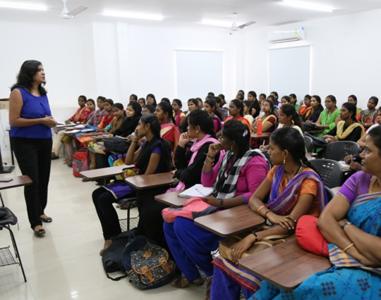 Guest Lectures, Top Business Schools in Chennai