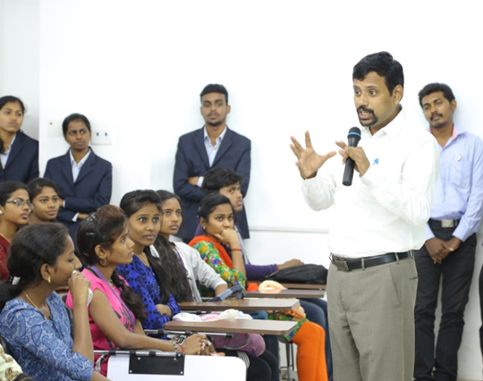 MBA Colleges in Chennai, Top PGDME Colleges in Chennai
